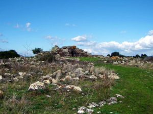 Tomba dei Giganti Marmilla Sardegna