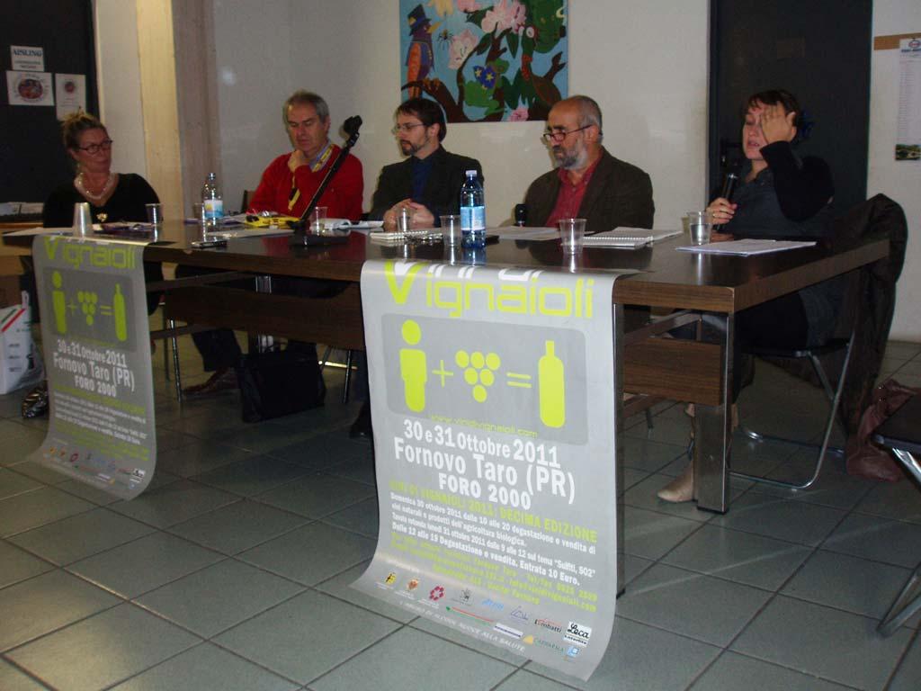 Vini di Vignaioli 2011 presentazione