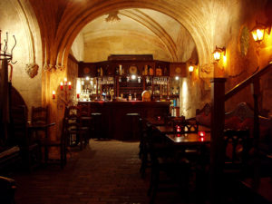 La Cripta di Cagliari interno