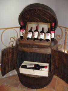 Nepente di Oliena, Cannonau in esposizione