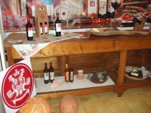 Vini cantina Puddu Oliena