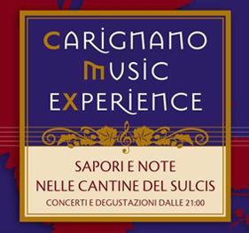 Logo Carignano Music Experience 2011