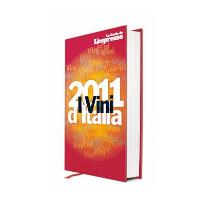 Copertina Guida Espresso Vini 2011