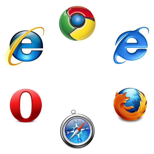loghi browser 2010