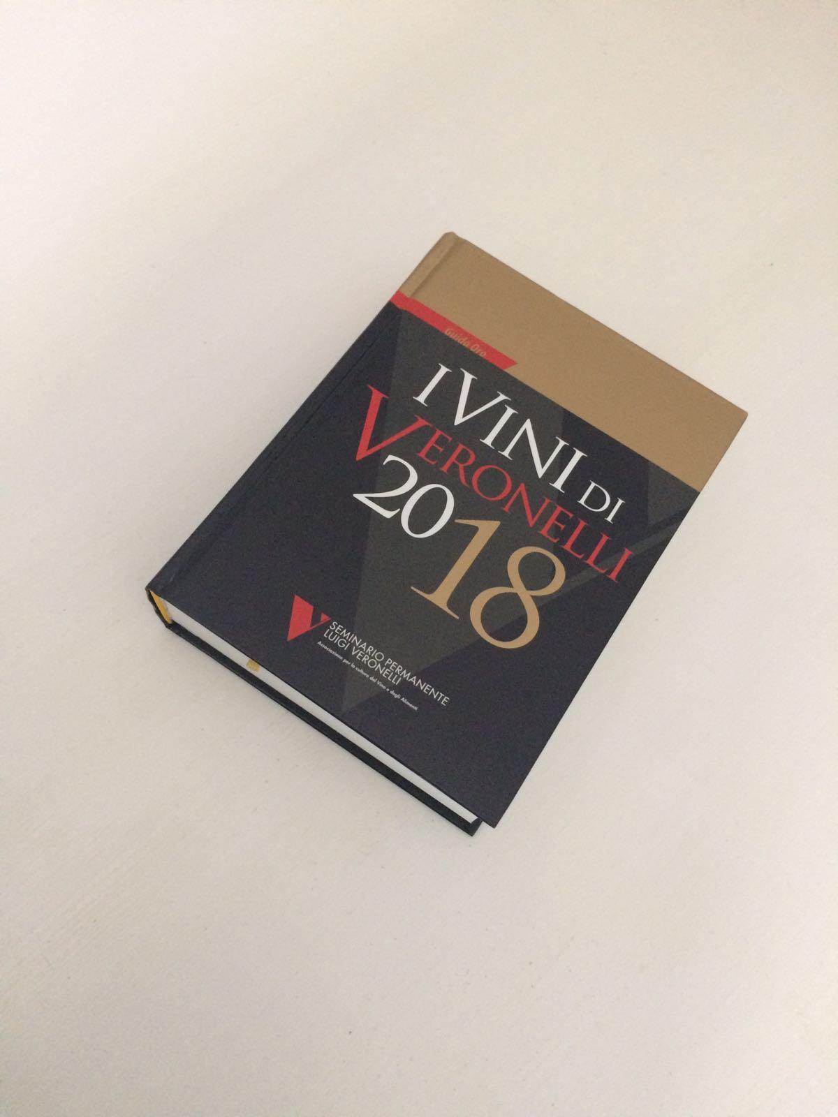 Libro Guida Oro Veronelli 2018