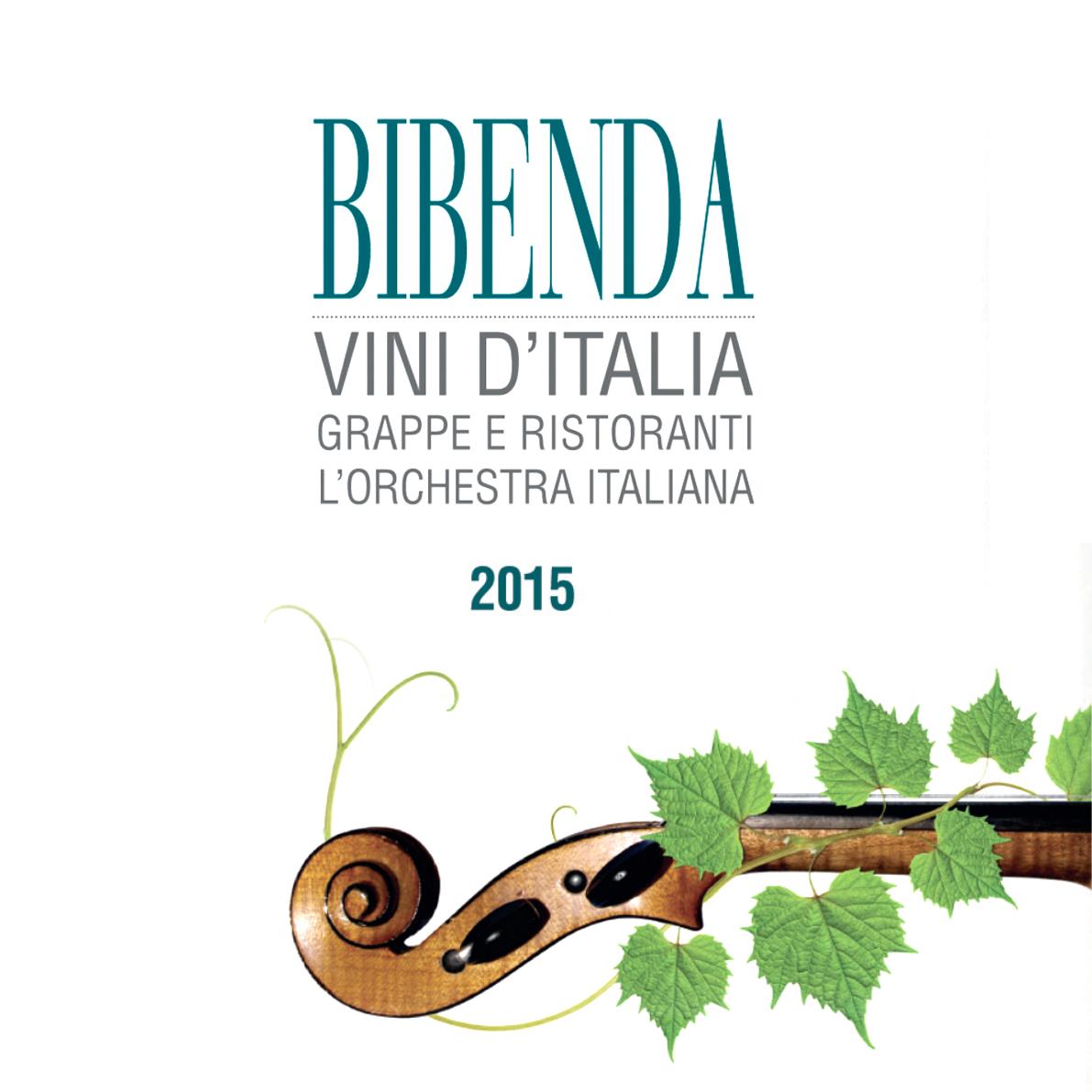 Copertina Bibenda Vinita D'Italia 2015