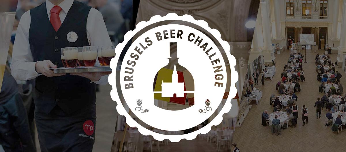 Logo Brussels Beer Challenge 2017