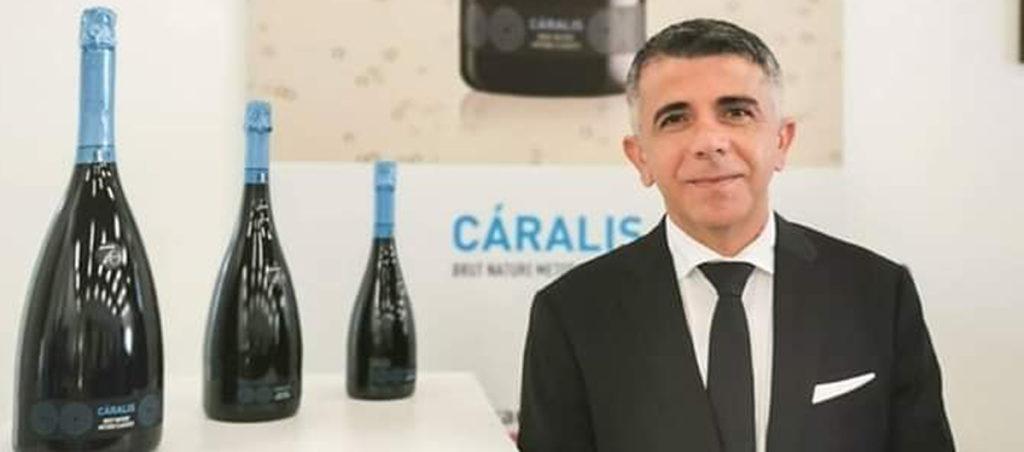 Sandro Murgia Presidente Cantina di Dolianova