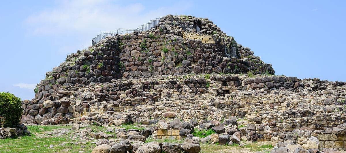 Nuraghe di Barumini - Sardegna