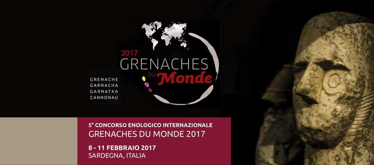 Manifesto Grenaches Du Monde in Sardegna 2017