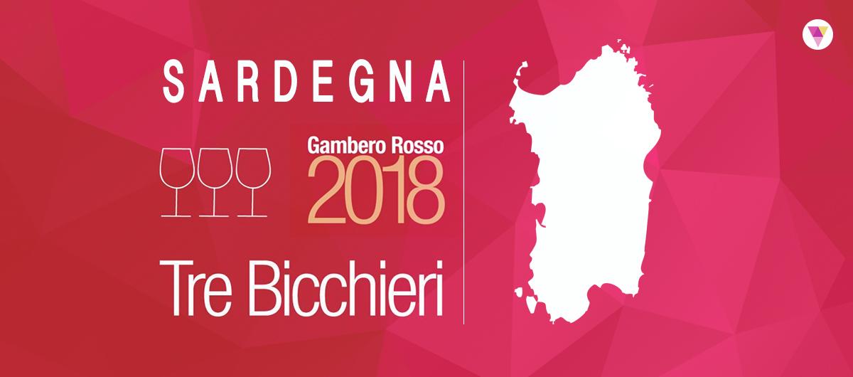 Logo Tre Bicchieri 2018