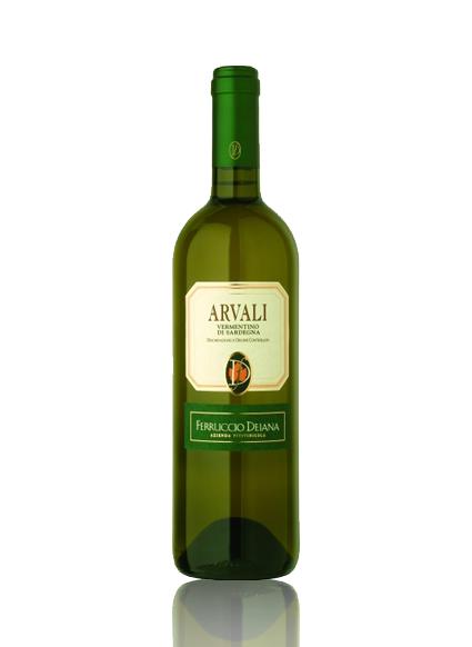 Bottiglia Arvali 2012