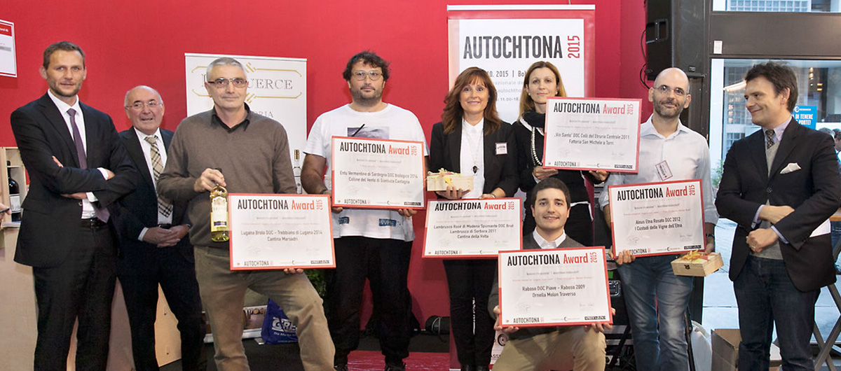 Premiazione Authoctona 2015