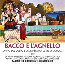 Bacco e Agnello 2012 - Manifesto
