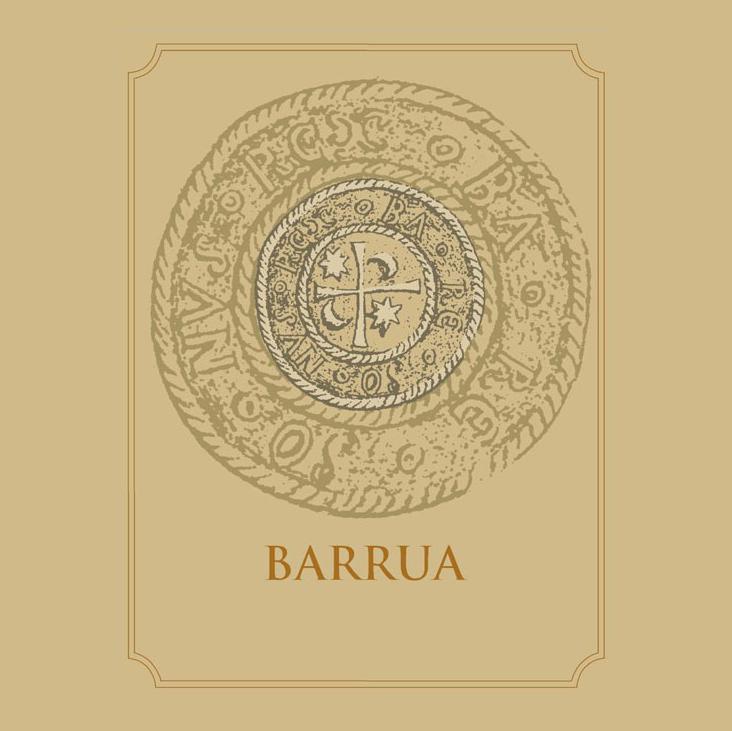 Etichetta vino Barrua Agripunica