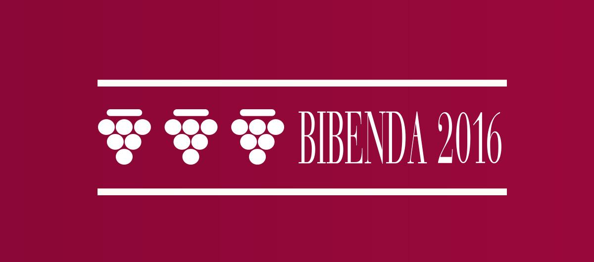 Logo Bibenda 5 Grappoli 2016