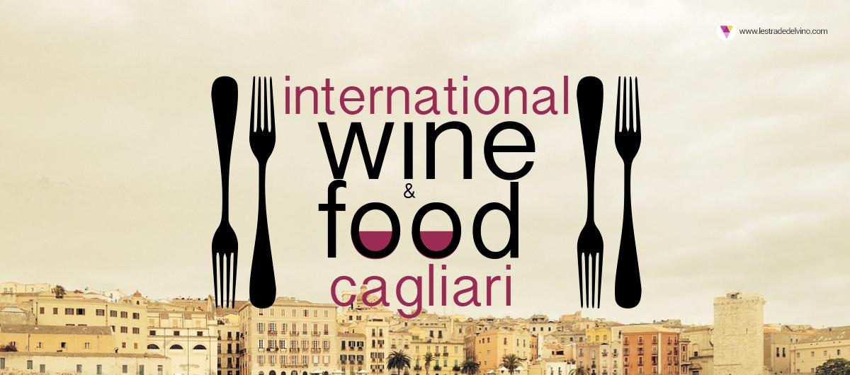 Logo Cagliari International Wine&Food Festival 2018