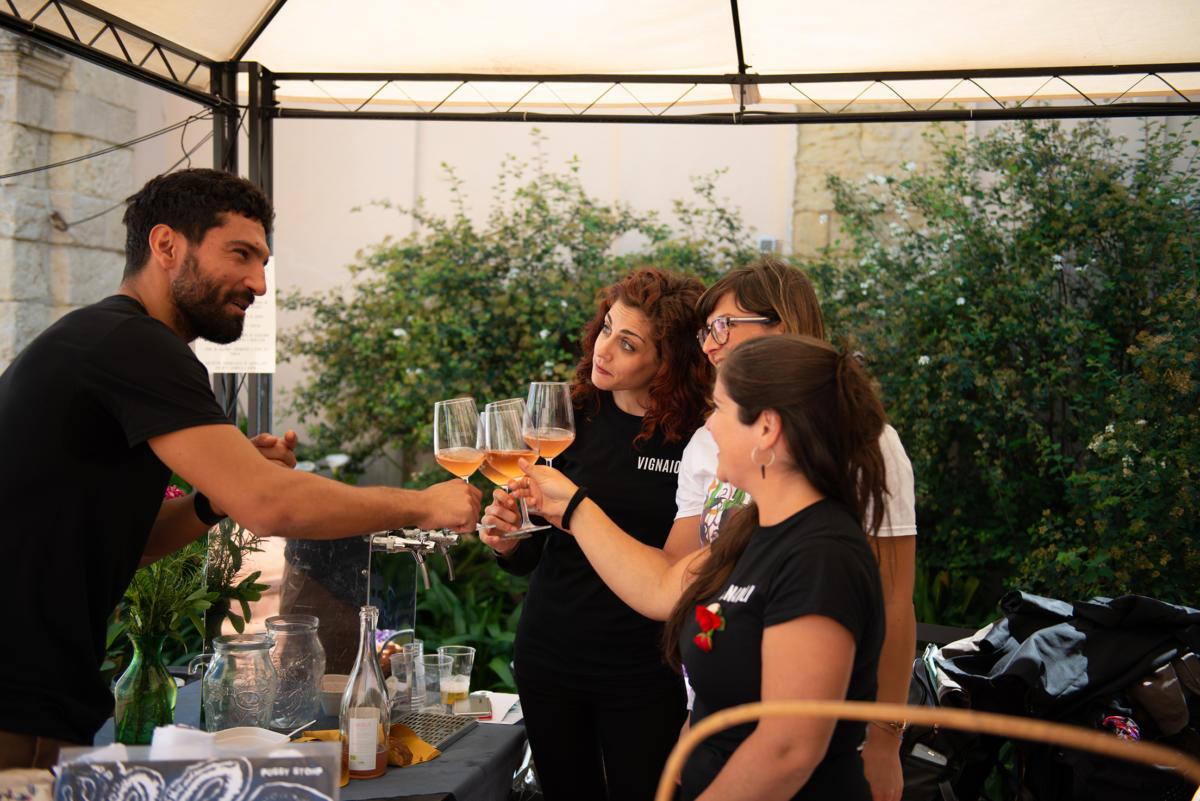 Vignaioli evento Cagliari