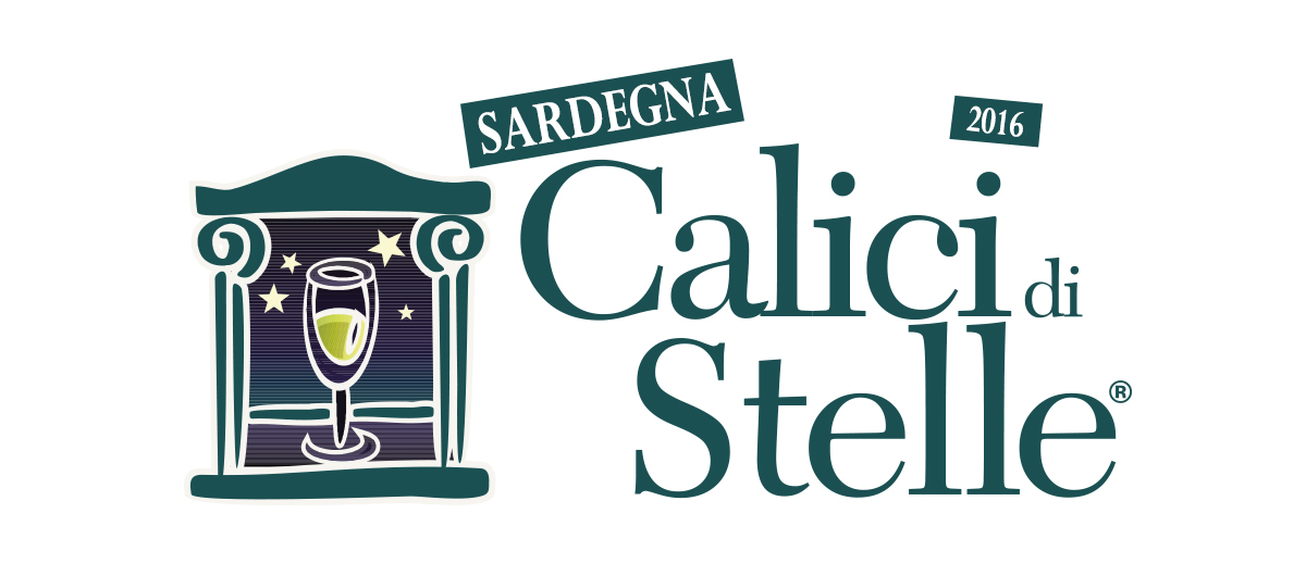 Logo Calici di Stelle Sardegna 2016