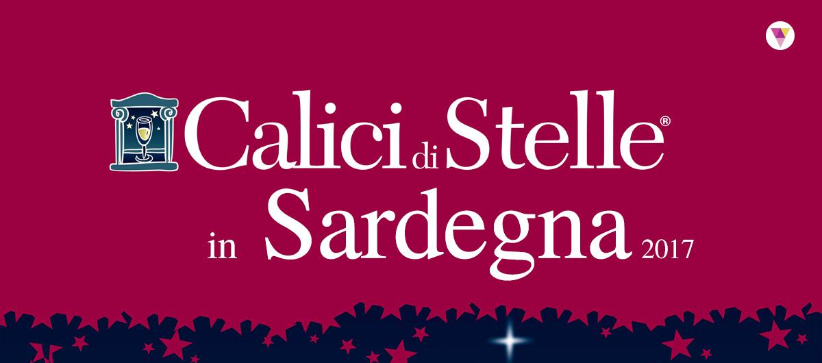 Calici di Stelle in Sardegna 2017 Logo