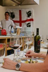 Balente vino degustazione