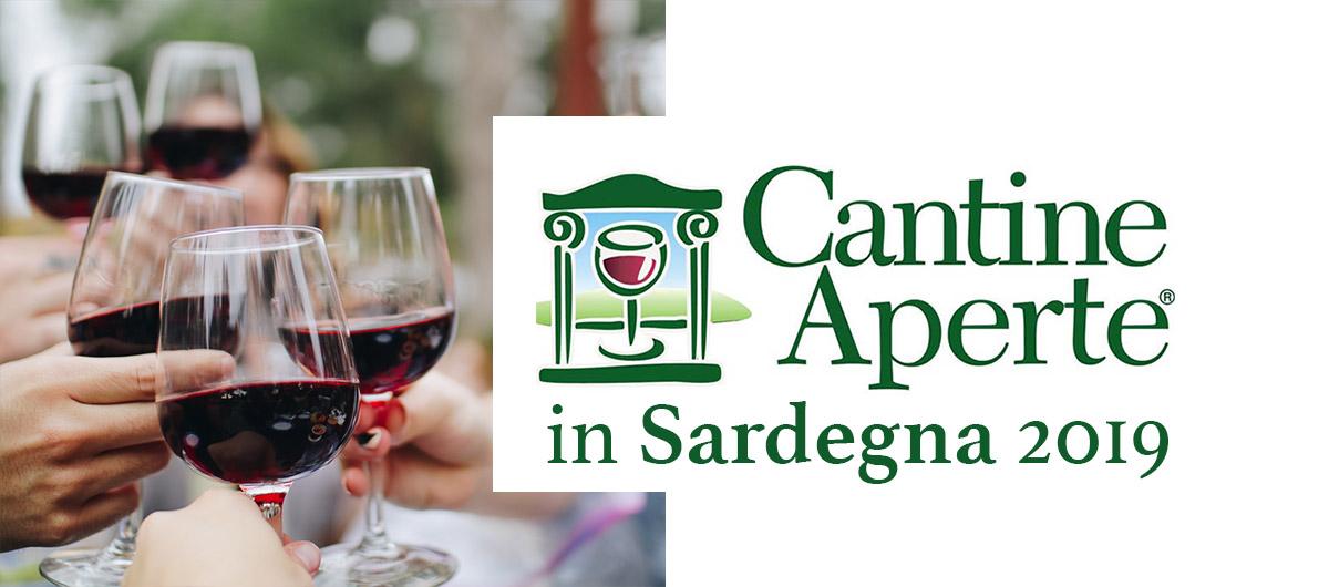 Logo Cantine Aperte Sardegna 2019