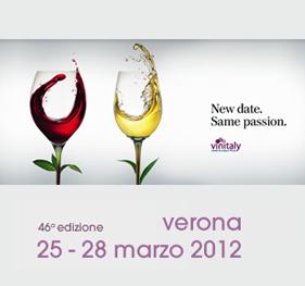 Logo Vinitaly 2012