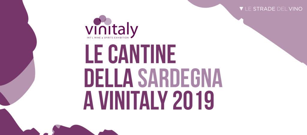Logo Cantine Sardegna a Vinitaly 2019