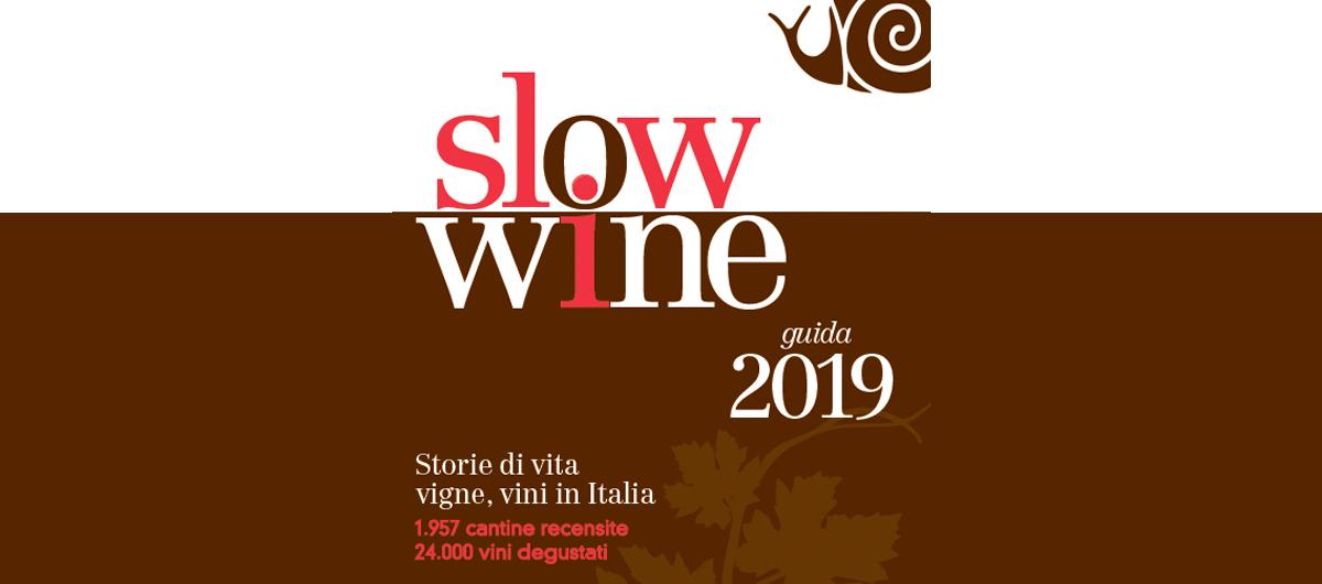 Logo Slow Wine 2019