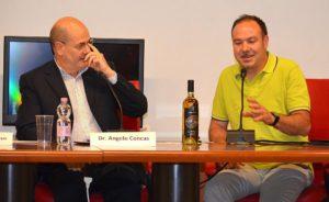 Salvatore Sedilesu e Angelo Concas