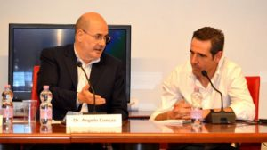 Piero Cella e Angelo Concas