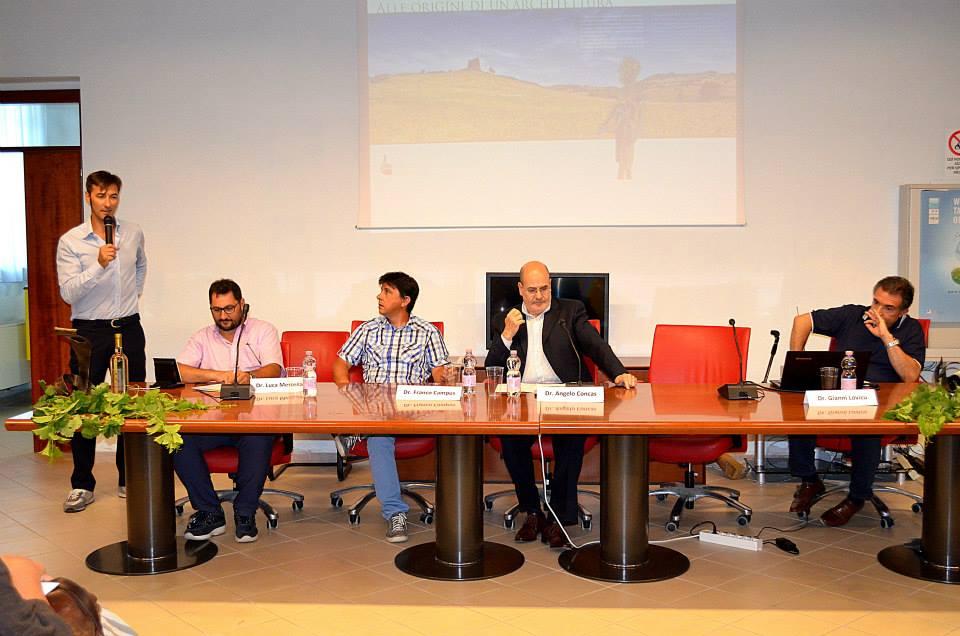Conferenza Stampa Poetto Wine Festival 2015
