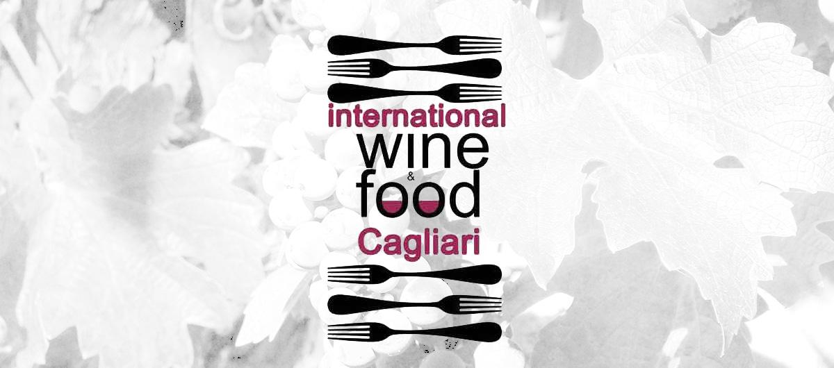 Logo Cagliari International Wine&Food Festival 2017