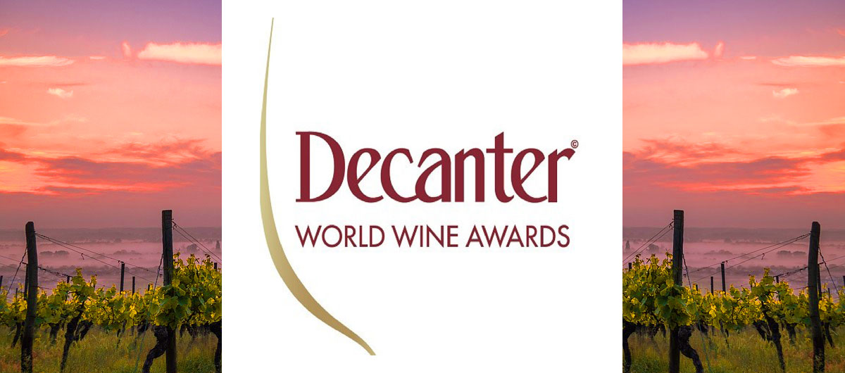 Logo Decanter Awards 2018