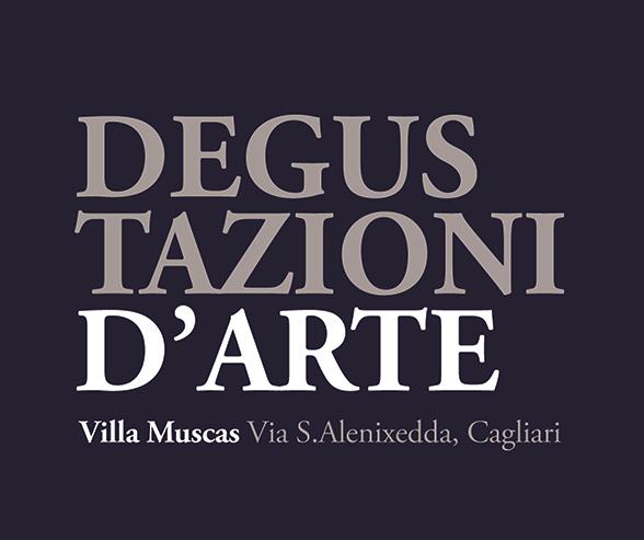 Logo Degustazioni D'arte 2012