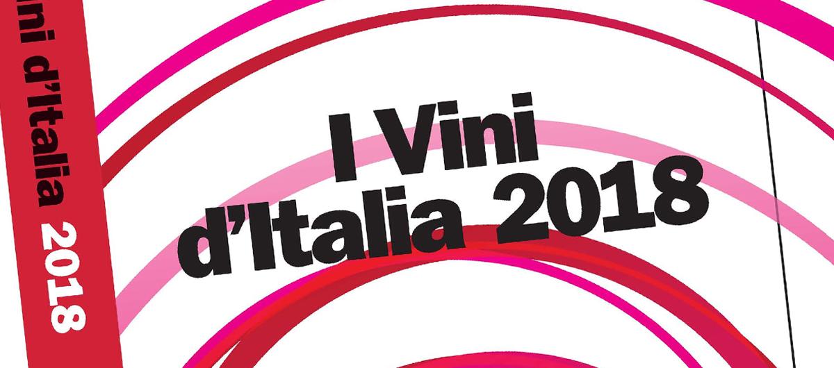 Copertina Guida Espresso Vini 2018