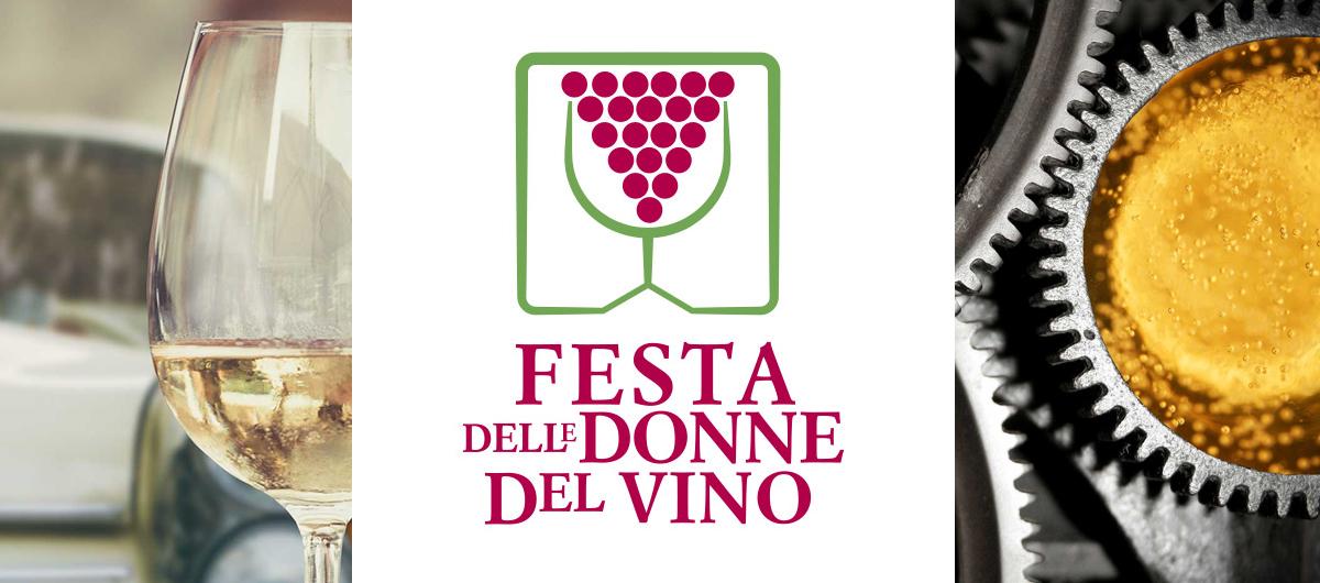 Logo Festa delle Donne del Vino