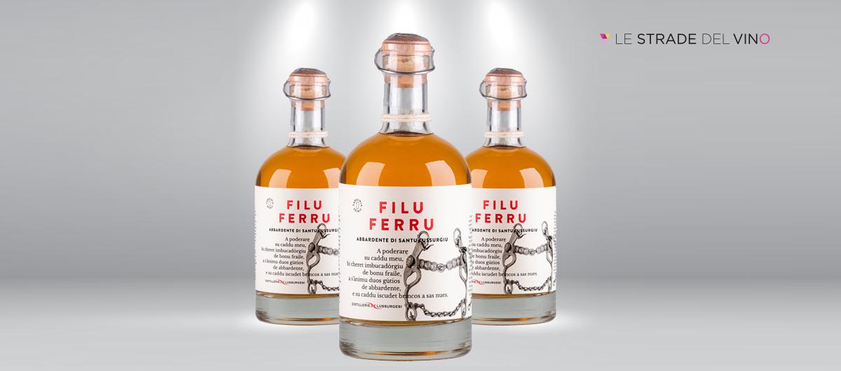 Filu e Ferru Distillerie Lussurgesi