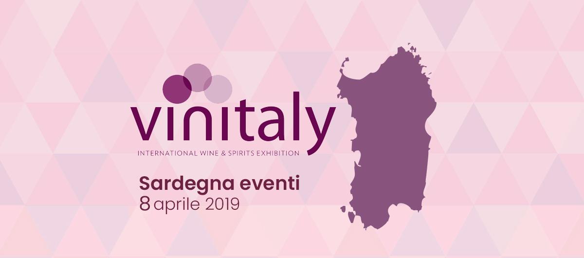 Logo Sardegna Eventi Vinitaly 2019