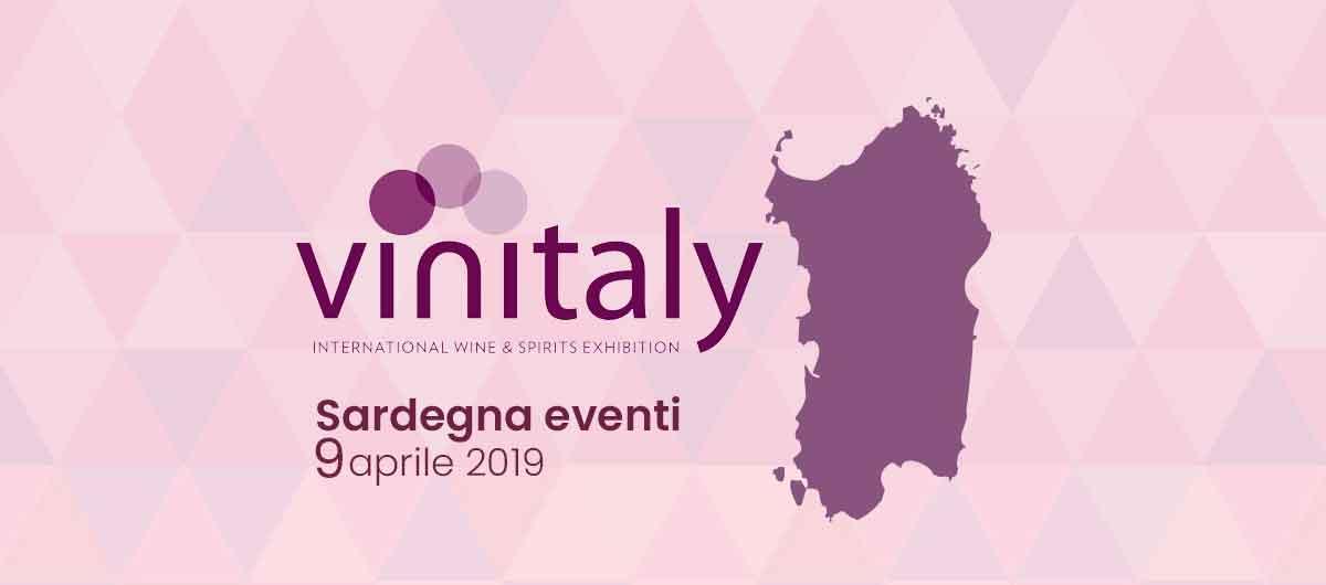 Logo Sardegna Eventi Vinitaly 2019 9 Aprile