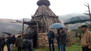 Capanna del Pastore in Sardegna
