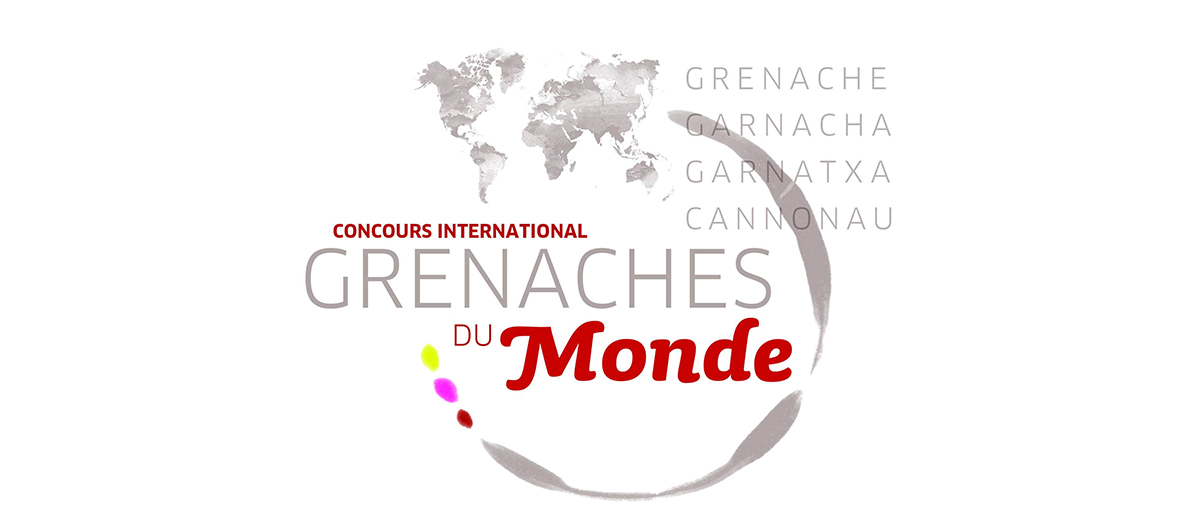 Logo Grenaches du Monde 2015