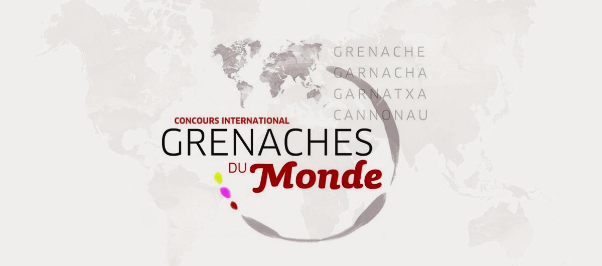 Logo Grenaches du Monde 2018