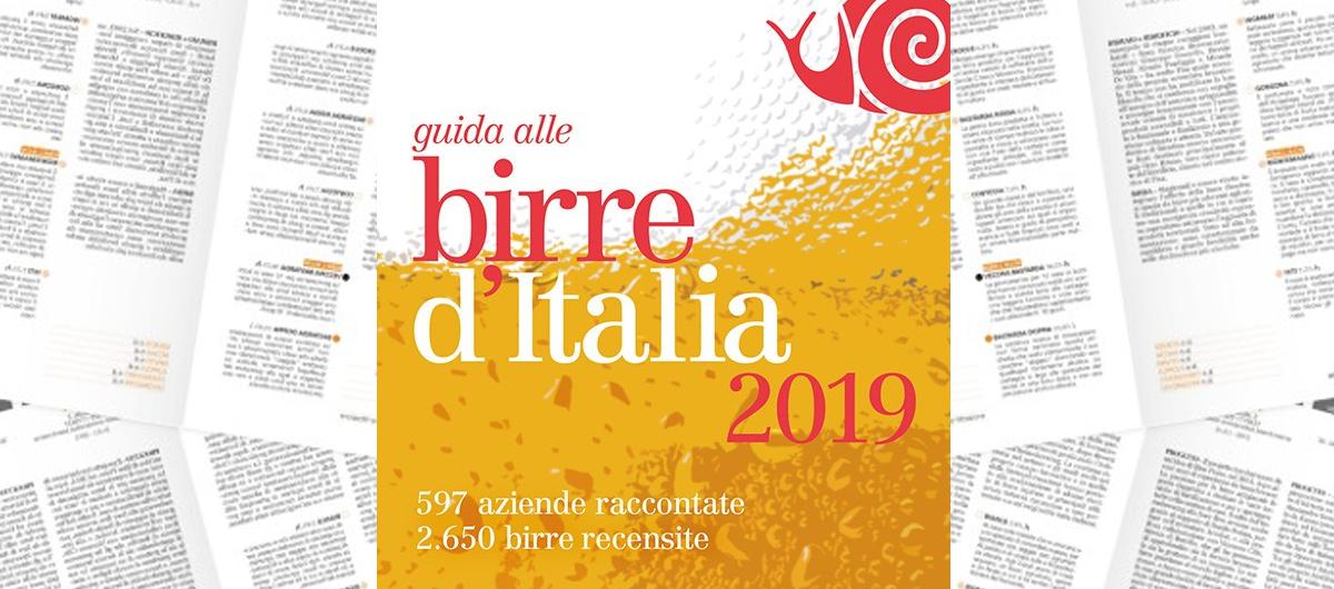 Copertina Guida Birre D'italia 2019