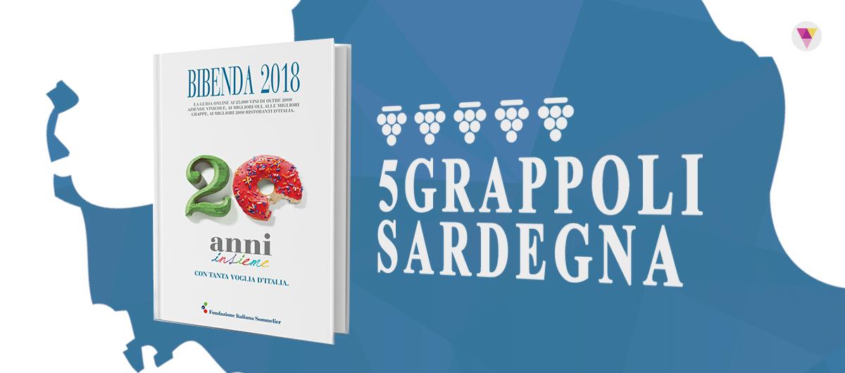 Copertina 5 Grappoli 2018