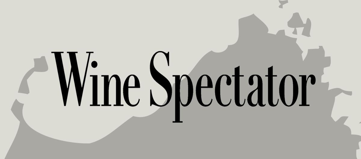 Logo Wine Spectator 2016
