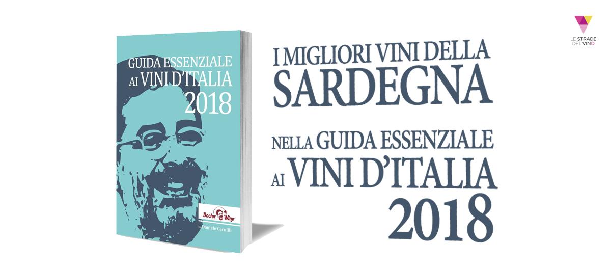 Copertina Guida Vini Doctor Wine 2018