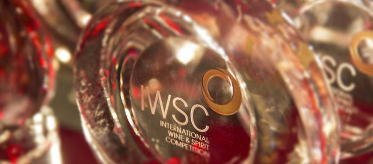 Logo International Wine&Spirit Competition 2018