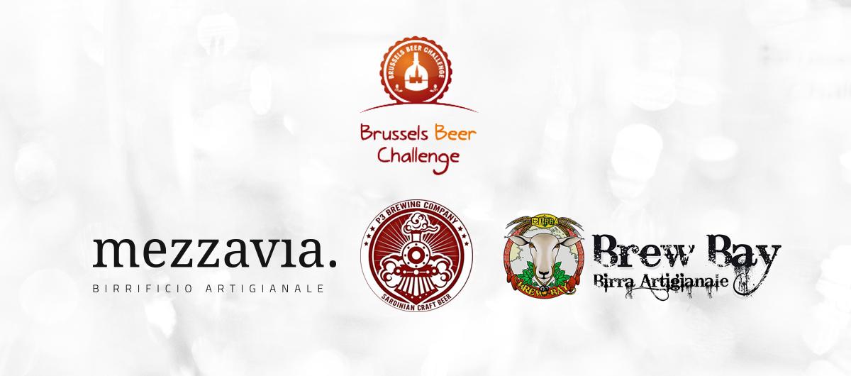 Logo Brussels Beer Challenge 2016