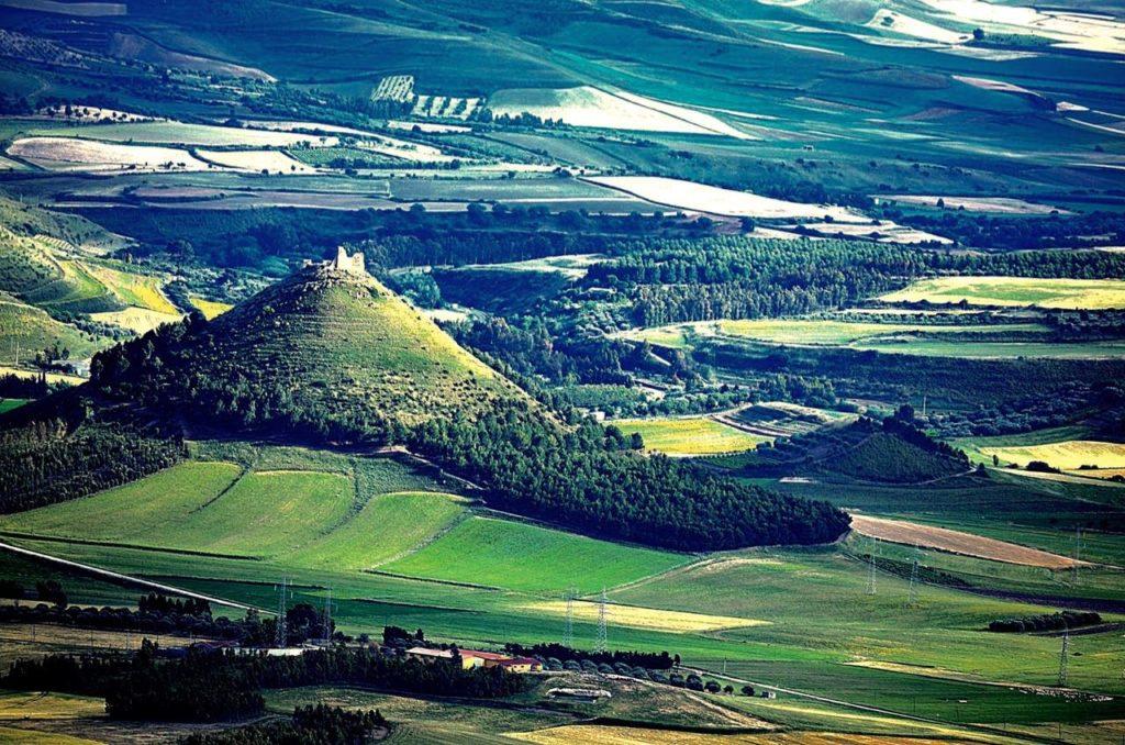 Castello di Las Plassas in Marmilla - Sardegna